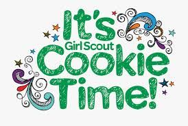Girl Scout Cookie Sale @ Fellowship Hall
