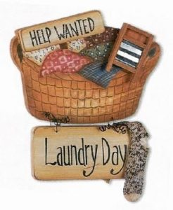 Laundry Event - Scottie Coin Wash - NTT
